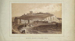 Waterloo Crescent & Esplanade, Dover